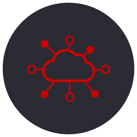 IoT insights and outcomes icon